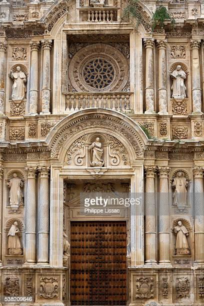 carthusian monastery church, jerez de la frontera - jerez de la frontera fotografías e imágenes de stock