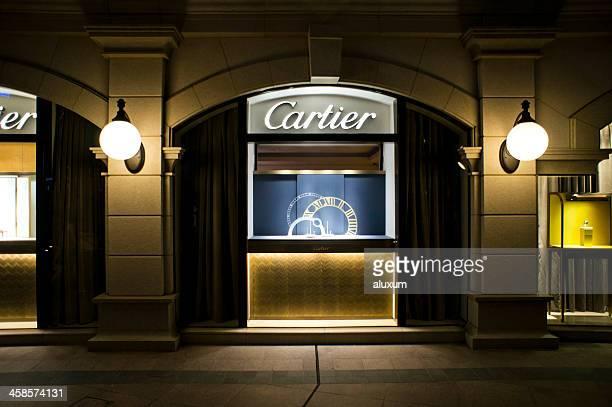 Cartier Hong Kong