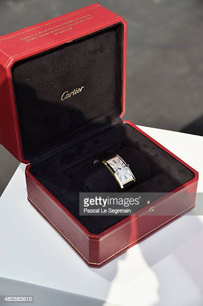 Cartier jewellry is offered to the Princely children during the First Day of the 10th Anniversary on the Throne Celebrations on July 11 2015 in...