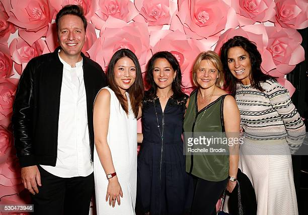 Cartier representatives attend the Who What Wear Visionaries Launch at Ysabel on May 10 2016 in West Hollywood California