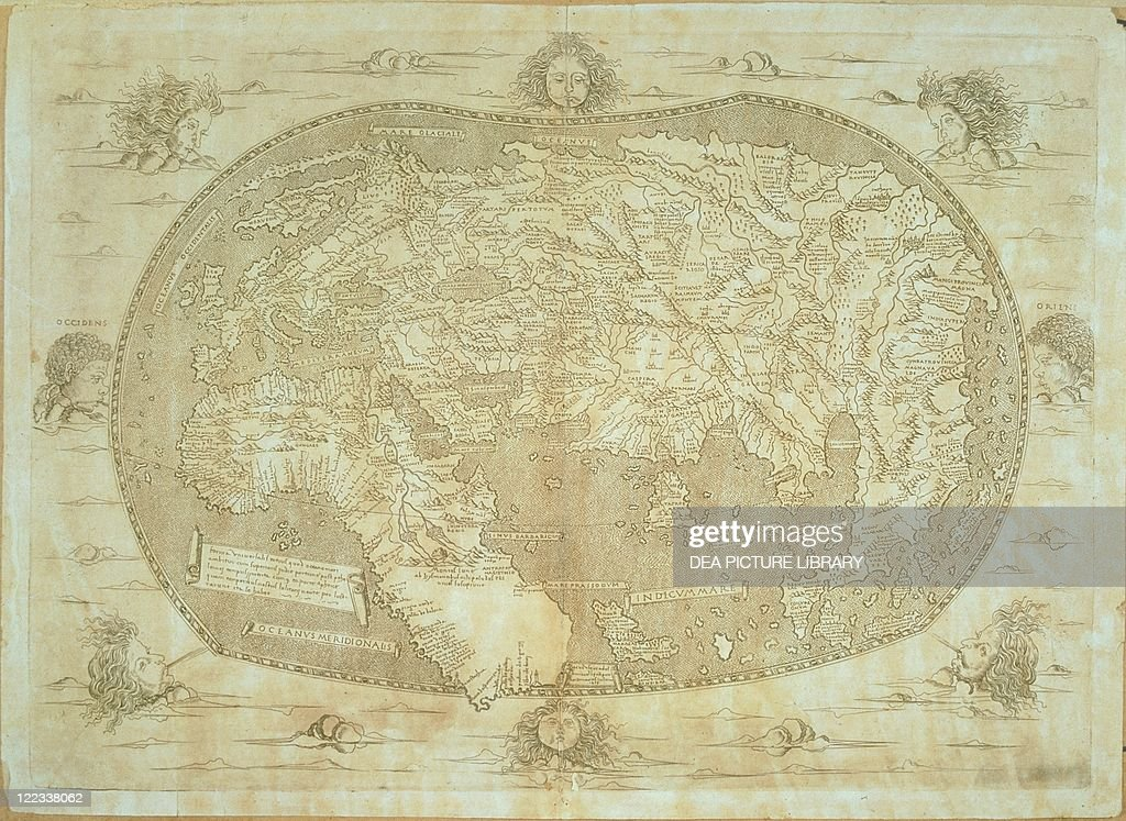 Cartography, Italy, 15th century. Ptolemaic world map ... on 1600s map of world, abstract map of world, ireland map of world, 1990s map of world, germany map of world, 6th century map of world, modern map of world, england map of world, 15th century sailors, ancient map of world, 15th century artists, 1900s map of world, spain map of world, europe map of world, religion map of world, 15th century medieval england maps, roman map of world, 15th century school, 15th century foods, silver map of world,