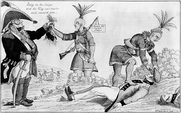 French And Indian War Cartoon – HD Wallpapers