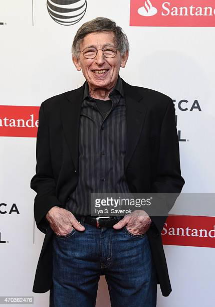 Cartoonist Mort Gerberg attends Tribeca Talks: After the Movie:Very Semi-Serious during the 2015 Tribeca Film Festival at BMCC Tribeca PAC on April...