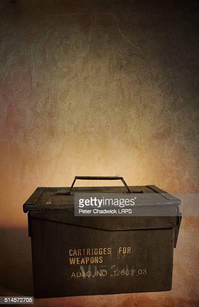 Cartridge box