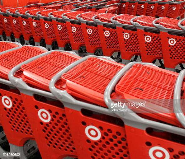 Carts Fill A Target Store On Black Friday In Chicago November 25 News Photo Getty Images