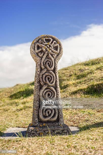 Carved Celtic Symbol-Eoropie