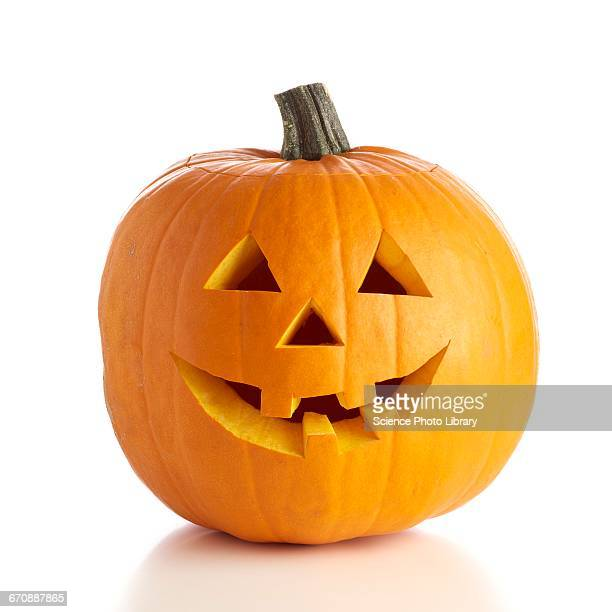 carved pumpkin - pumpkin stock pictures, royalty-free photos & images