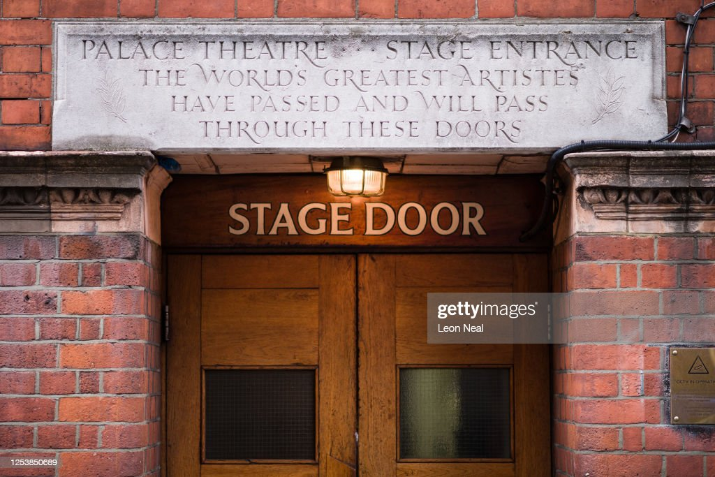 UK Theatre Arts Struggling During The Coronavirus Lockdown : News Photo