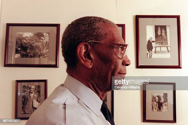 LScarver#21015CW Frank Godden is doing his part in keeping the legacy of inventor and scientist Dr George Washington Carver alive with a small museum...