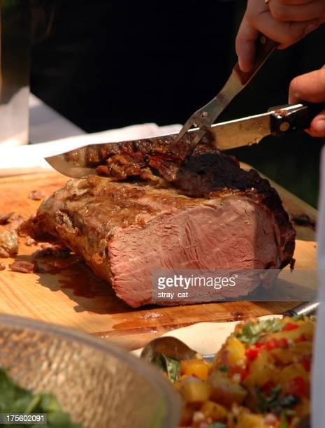Skulptur das roast beef
