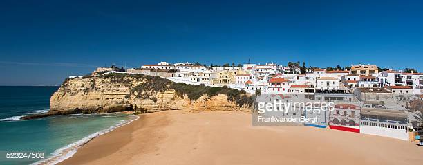 carvoeiro algarve - algarve stock photos and pictures