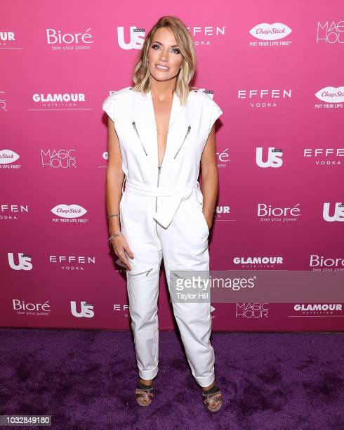 Cary Deuber attends the 2018 US Weekly Most Stylish New Yorkers at Magic Hour Rooftop Bar Lounge on September 12 2018 in New York City