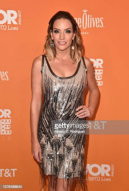 Cary Deuber attends The Trevor Project's TrevorLIVE Gala at The Beverly Hilton Hotel on December 02 2018 in Beverly Hills California