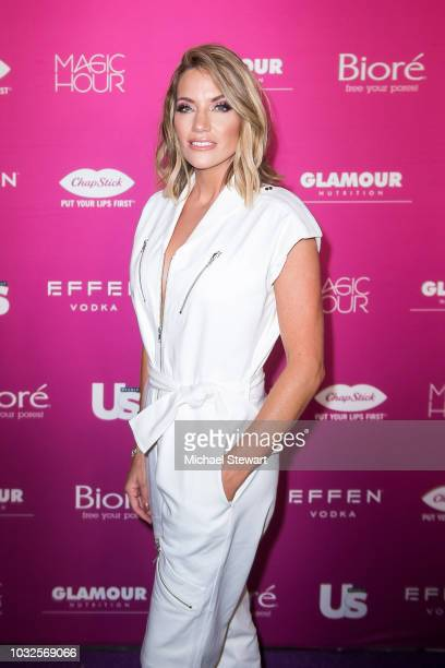 Cary Deuber attends the2018 US Weekly Most Stylish New Yorkers at Magic Hour Rooftop Bar Lounge on September 12 2018 in New York City