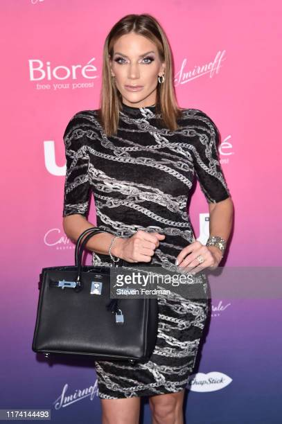 Cary Deuber attends US Weekly's 2019 Most Stylish New Yorkers red carpet on September 11 2019 in New York City