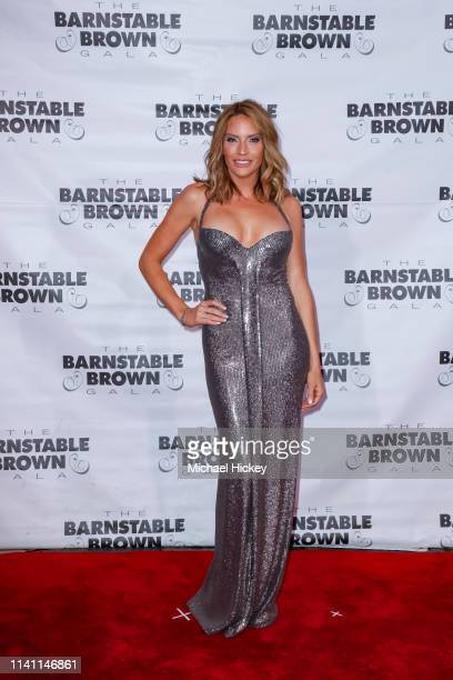 Cary Deuber is seen at the Barnstable Brown Gala on May 3 2019 in Louisville Kentucky