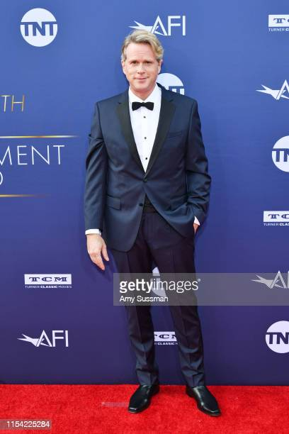 Cary Elwes attends the 47th AFI Life Achievement Award honoring Denzel Washington at Dolby Theatre on June 06 2019 in Hollywood California 610507