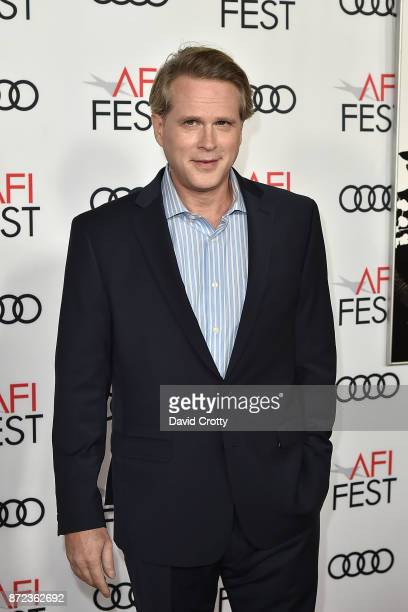 Cary Elwes attends the AFI FEST 2017 Presented By Audi Opening Night Gala Screening Of Netflix's Mudbound Arrivals at TCL Chinese Theatre on November...