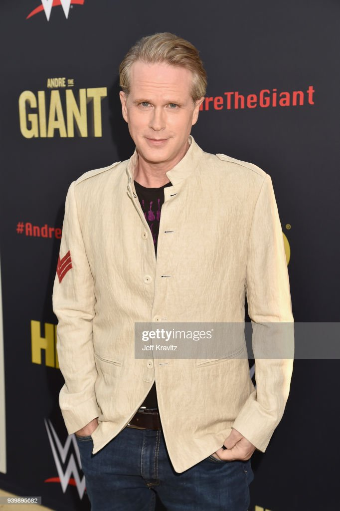 Los Angeles Premiere of Andre The Giant from HBO Documentaries