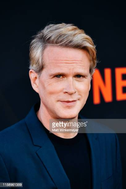 Cary Elwes attends the premiere of Netflix's Stranger Things Season 3 on June 28 2019 in Santa Monica California