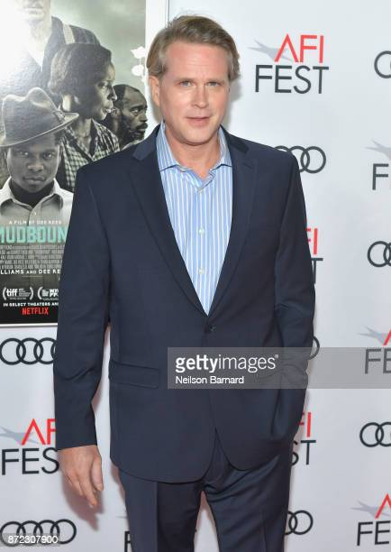 Cary Elwes attends the screening of Netflix's Mudbound at the Opening Night Gala of AFI FEST 2017 Presented By Audi at TCL Chinese Theatre on...