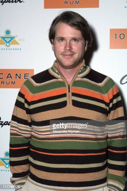 """Cary Elwes during 10 Cane Rum and Sean Lennon Host The """"Friendly Fire"""" Premiere After Party in Los Angeles California United States"""