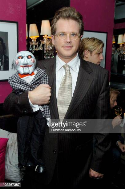 Cary Elwes during Saw New York Screening Hosted by Lions Gate Films After Party at Serenas in New York City New York United States
