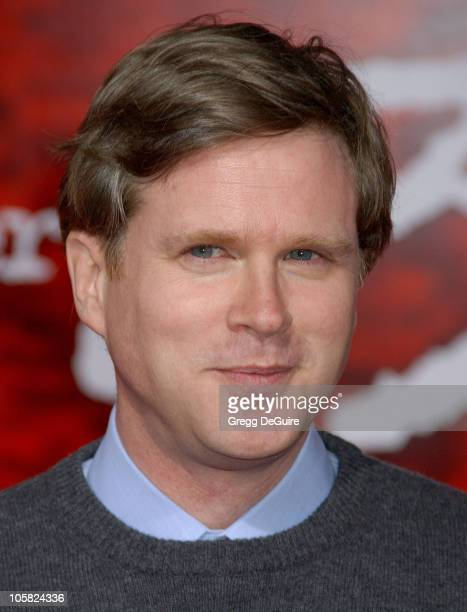 Cary Elwes during The Number 23 Los Angeles Premiere Arrivals at The Orpheum Theater in Los Angeles California United States