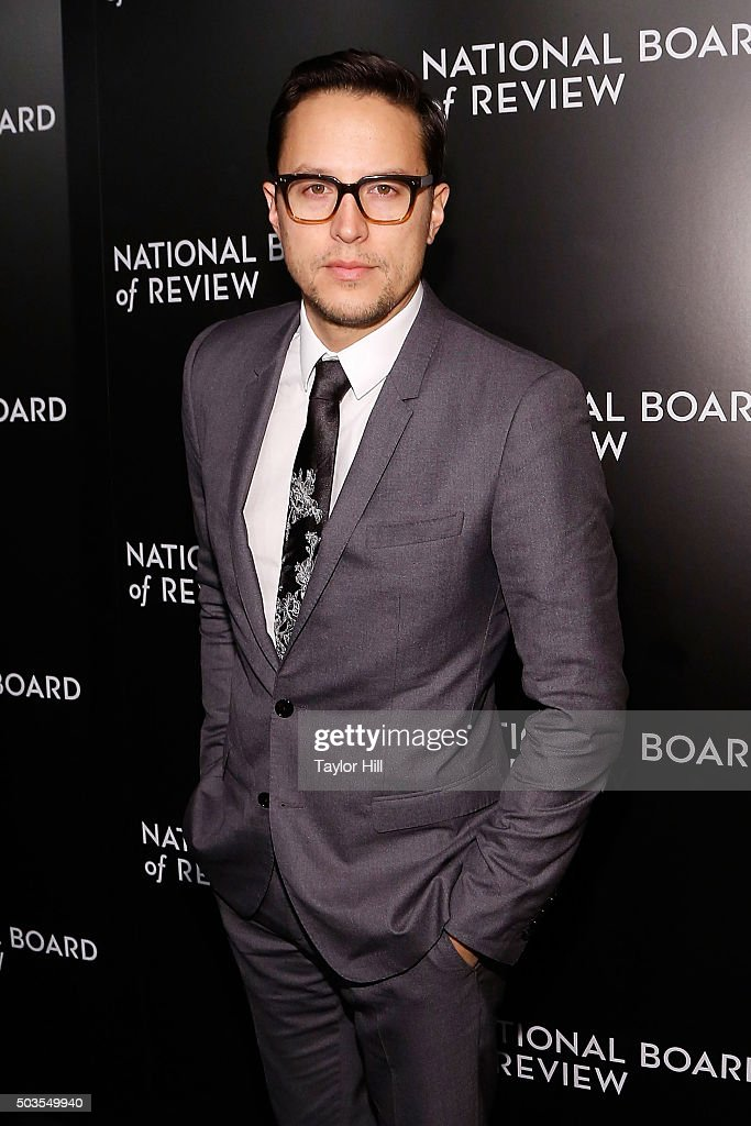 Cary Fukunaga attends the 2015 National Board of Review Gala at Cipriani 42nd Street on January 5, 2016 in New York City.