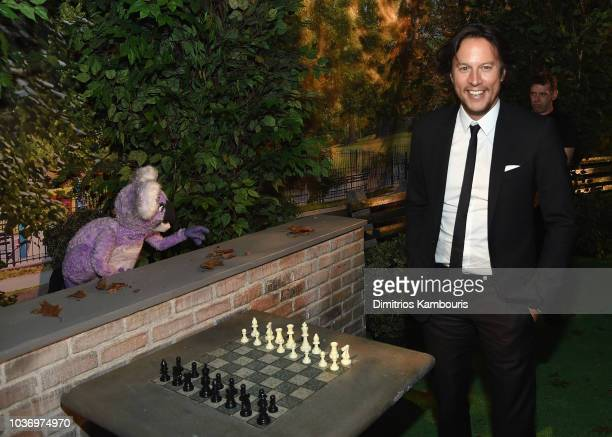 Cary Fukunaga attends the Netflix Original Series Maniac New York Premiere Screening and After Party at Center 415 on September 20 2018 in New York...