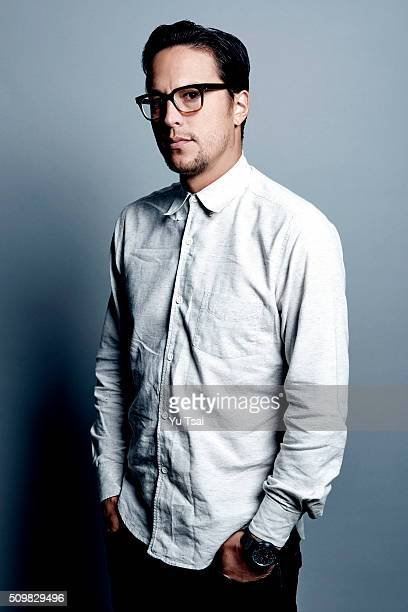Cary Fukunaga is photographed at the Toronto Film Festival for Variety on September 12 2015 in Toronto Ontario Published Image