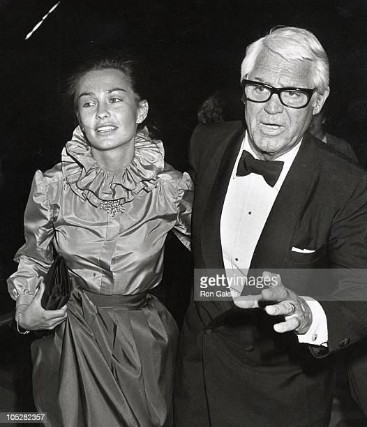 Cary Grant and Barbara Harris during Hide In Plain Sight Premiere Party at The Beverly Wilshire Hotel in Beverly Hills California United States