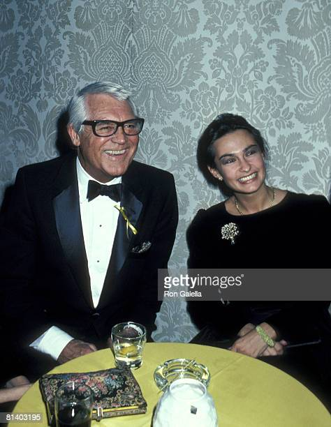 Cary Grant and Barbara Harris