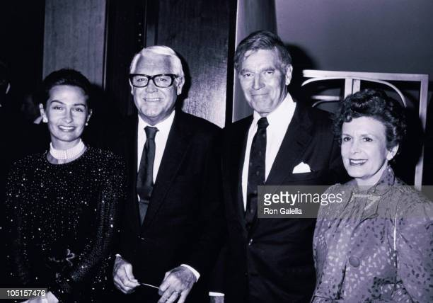 Cary Grant Barbara Harris Charlton Heston Wife Lydia