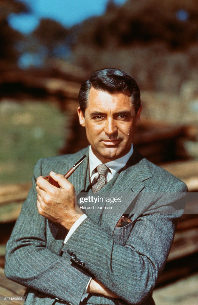 Cary Grant : News Photo