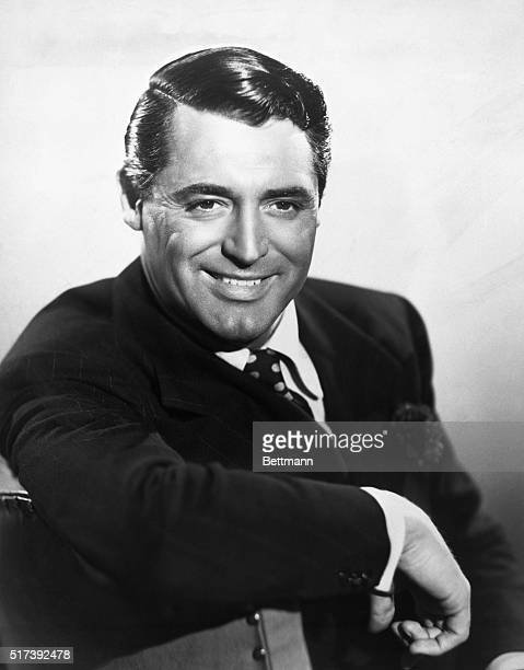 Cary Grant publicity still.