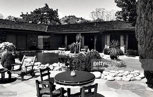 Cary Grant's house during Event at Cary Grant's House January 1 1970 in Beverly Hills New York United States