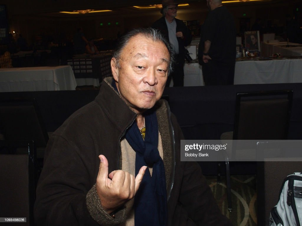 The Hollywood Autograph Show : News Photo