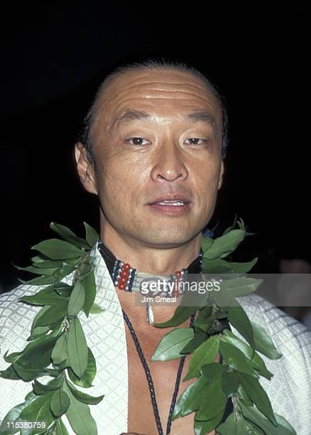 "Cary-Hiroyuki Tagawa during ""Mortal Kombat"" Los Angeles Premiere at Mann's Chinese Theatre in Hollywood, California, United States."