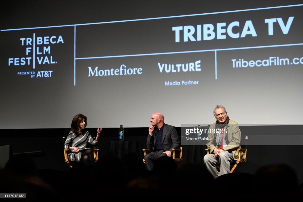 Tribeca TV: State Of The Union - 2019 Tribeca Film Festival : News Photo