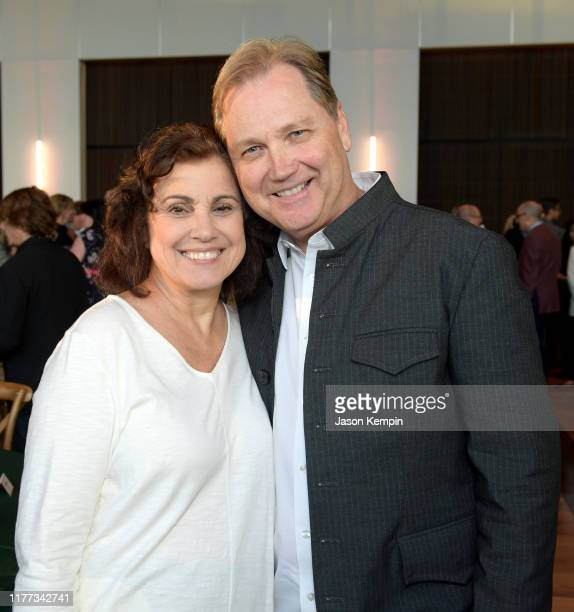 Caryn Wariner and Steve Wariner attend the grand opening of We Could The Songwriting Artistry of Boudleaux and Felice Bryant at Country Music Hall of...