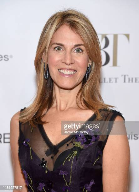Caryn Zucker attends the American Ballet Theatre 2019 Fall Gala at David H Koch Theater at Lincoln Center on October 16 2019 in New York City