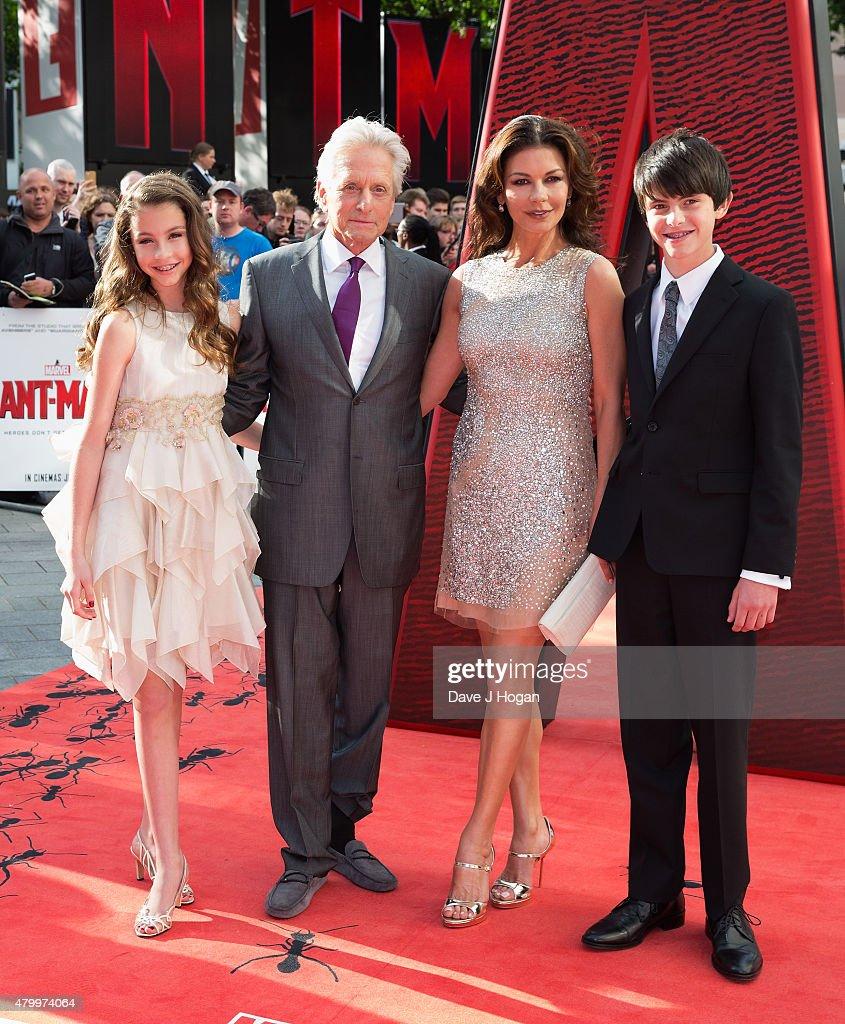 "Marvel's ""Ant-Man"" - European Premiere - VIP Arrivals"