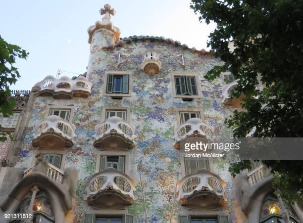 Casa Batlló Detail (Barcelona, Spain)