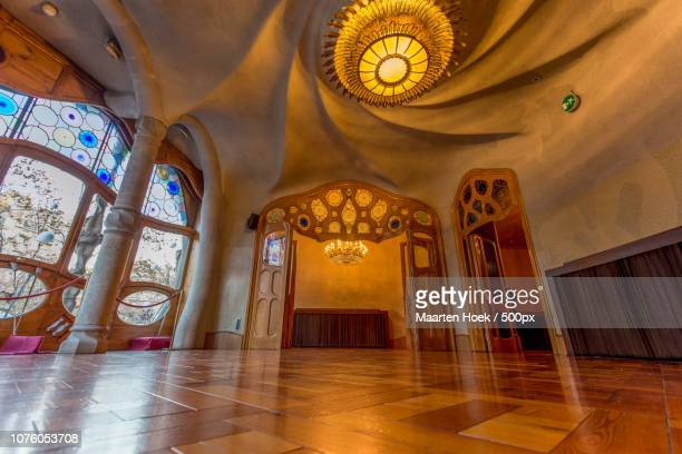 Casa Battlo by Gaudi in Barcelona, World Heritage