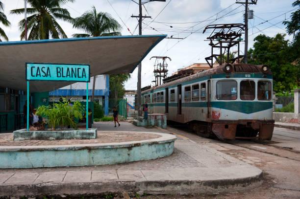 Casa Blanca railway station, Havana
