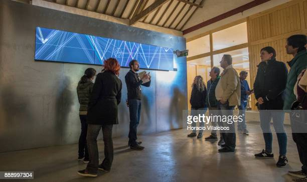 Casa da Arquitectura inaugurated on 17 November 2017 during the visit by participants of Gastronomic FAM Tour on December 02 2017 in Matosinhos...