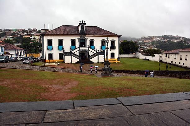 Casa da Câmara e Cadeira de Mariana, Minas Gerais, Brazil