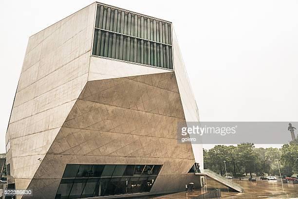 casa da música no porto - arte, cultura e espetáculo - fotografias e filmes do acervo