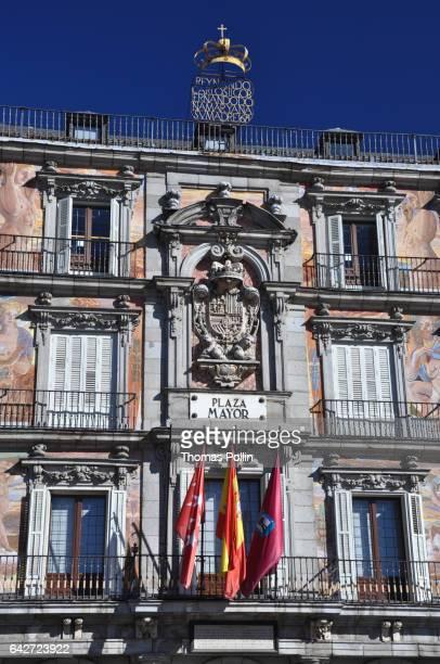 Casa de la Panadería in Madrid